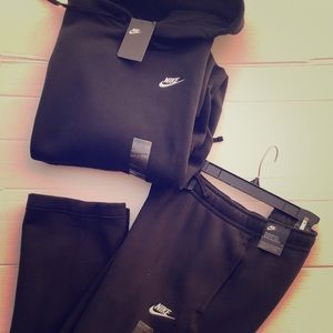 Nike Bundle Set Hoodie And Pants XXL